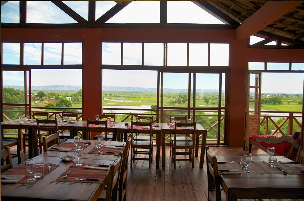 Restaurant: Hotel Tsiribihina