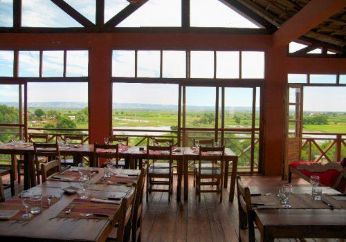 Restaurant: Hotel Princesse Tsiribihina à Miandrivazo